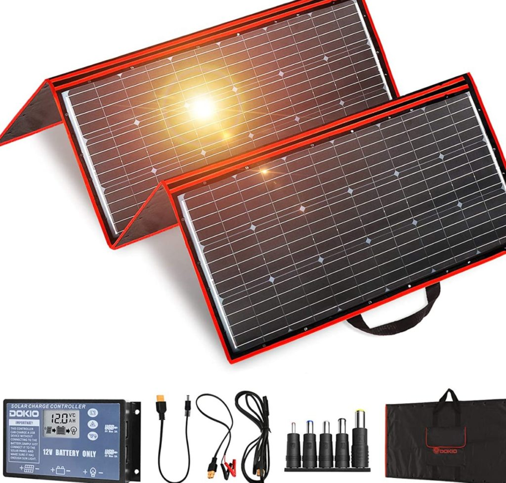 Portable Solar Panels for RV